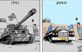 Ещё раз про Грецию