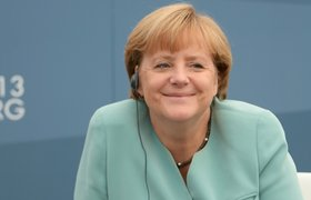 Образ Ангелы Меркель был использован лесбийским журналом для рекламы