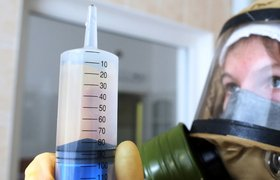 ВОЗ сообщила о создании 100-процентно эффективной вакцины от Эболы