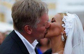 Татьяна Навка и Дмитрий Песков поженились в Сочи. ФОТО