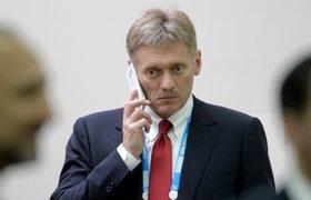 Создание Комитета спасения Украины - не идея Кремля, заявил Песков