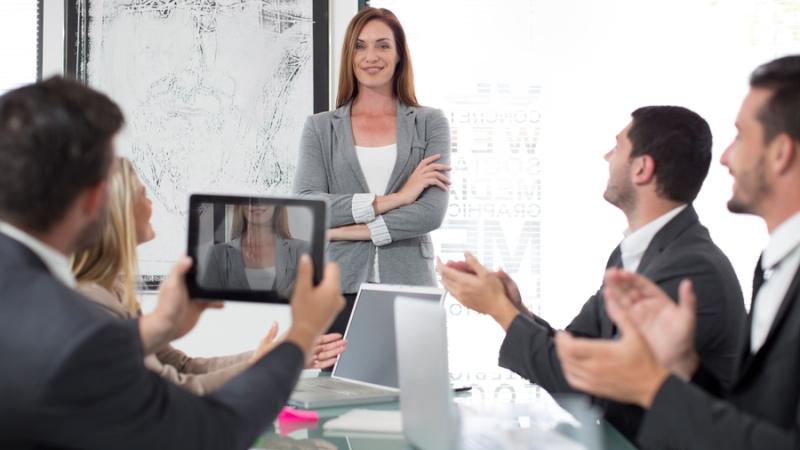 5 советов женщинам, которым впервые доверили руководящую должность | Rusbase