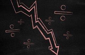 Цена нефти Brent упала до минимума за шесть лет