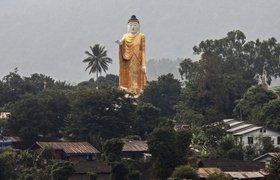 Самые высокие статуи в мире. ФОТО