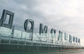 """Пожар в """"Домодедово"""", по данным МЧС, возник из-за короткого замыкания"""