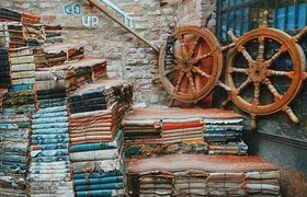 Книжные магазины мира, из которых вам не захочется уходить. ФОТО