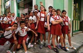 Самые необычные школы, из которых ваши дети не захотят уходить. ФОТО