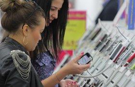 Продажи бытовой техники и электроники в РФ в I полугодии упали на 26%