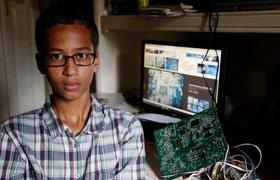 Цукерберг, Дорси и Обама вступились за 14-летнего Ахмеда, арестованного из-за самодельных часов