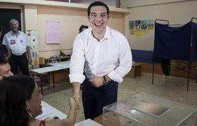 На выборах в Греции победила партия Ципраса СИРИЗА
