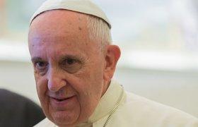 """В соцсетях обсуждают визит Папы Римского в США и """"фашистский учебник обществознания"""""""