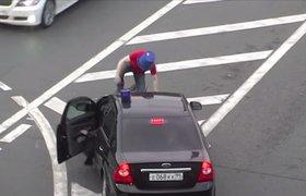 """Погиб активист арт-группы """"Война"""", известный атакой на автомобиль с мигалкой"""