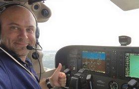 """""""Совет офисным менеджерам, которые хотят уйти в пилоты: никуда не ходите, сидите на попе ровно"""""""