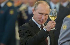 Ко дню рождения Путина вышел клип Тимати и лимитированная модель iPhone 6S