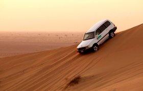 Чем заняться в самых огромных пустынях мира. ФОТО