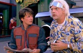 """В соцсетях обсуждают тот самый день, в котором побывал главный герой фильма """"Назад в будущее 2"""""""