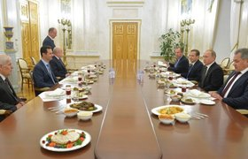 Какие сигналы мировая общественность разглядела в секретном визите президента Сирии в Москву