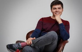 Как строить бизнес и управлять людьми, когда тебе 21. Опыт основателя Like Холдинга Аяза Шабутдинова