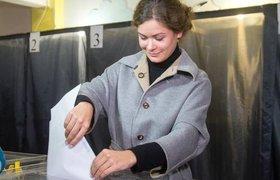 Марию Гайдар выгнали с избирательного участка. ФОТО