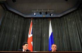 """Times: Британия """"заморозила"""" дипломатические отношения с Россией"""