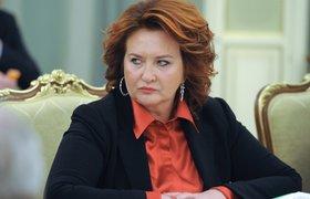 Счета Елены Скрынник арестованы в Швейцарии
