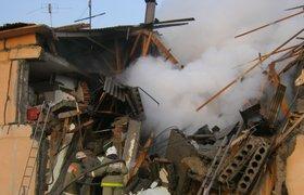 Пять человек погибли при обрушении дома в Хабаровском крае. ФОТО