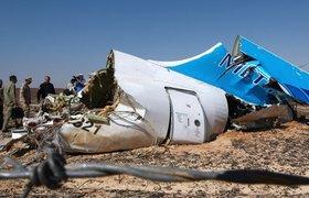 Эксперты назвали три возможные причины катастрофы рейса А321