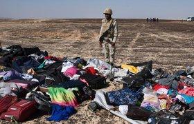 Западные СМИ ищут причину авиакатастрофы на Синае