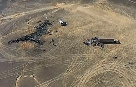 СМИ: Версия о бомбе на борту А321 появилась в результате перехвата переговоров разведки