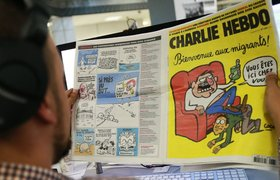Charlie Hebdo опубликовал карикатуры на авиакатастрофу А321