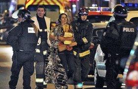 Теракты в Париже. ФОТО. ВИДЕО