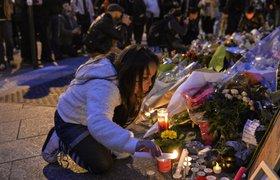 Парижане о терактах: Они хотят уничтожить парижский образ жизни, но им никогда не победить
