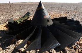ФСБ признала авиакатастрофу на Синайском полуострове терактом