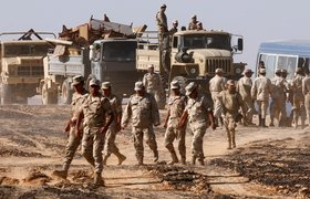 ФСБ пообещала $50 млн за сведения о террористах, взорвавших A321 в Египте