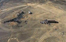 """""""Коммерсант"""" рассказал о деталях расследования катастрофы А321"""