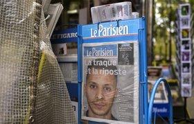 ВВС: организатор терактов в Париже убит