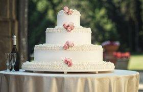 Самые удивительные свадебные торты в истории. ФОТО