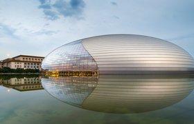 Самые удивительные здания театров в мире. ФОТО
