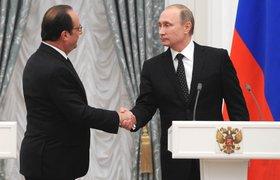 """Олланд рассказал об итогах встречи с Путиным, а Эрдоган хочет """"пожать России руку"""""""