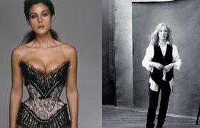 Календари Pirelli 1964-2016: эволюция отношения к женской красоте