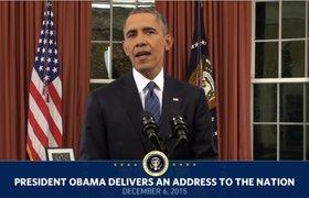 Обама рассказал, как бороться с терроризмом