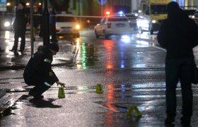 Взрыв в Москве записала камера наружного наблюдения. ВИДЕО