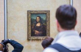 """Под """"Моной Лизой"""" обнаружен скрытый портрет"""