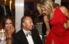 Молодые жены российских миллиардеров. ФОТО