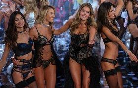 Диеты и другие секреты красоты моделей Victoria's Secret. ФОТО