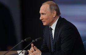 Путин: российская экономика миновала пик кризиса