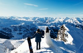 Reuters написало о свадьбе Катерины Тихоновой и Кирилла Шамалова