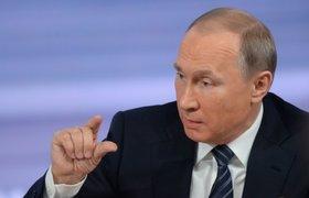 """В соцсетях о пресс-конференции Путина: """"Лапшеснималочной тут мало. Тут впору врачей вызывать"""""""