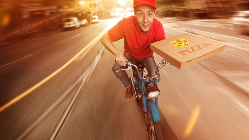 Доставка еды - Пиццы