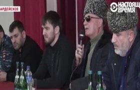 В соцсетях обсуждают, как Рамзан Кадыров женщину воспитывал